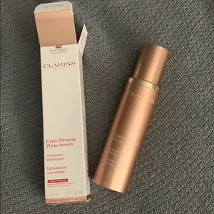 extra firming phyto serum clarins